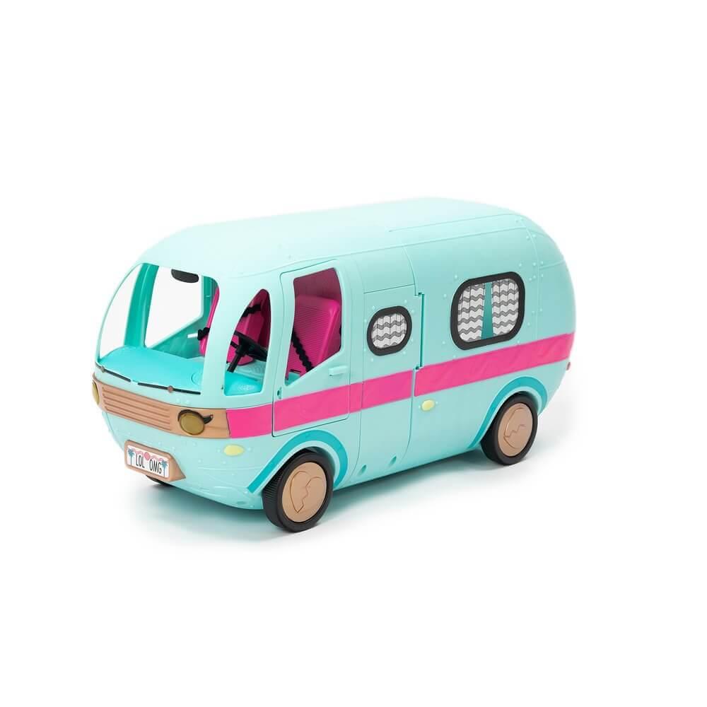 LOL Surprise Glamper - Автобус с куклой ЛОЛ внутри - 6